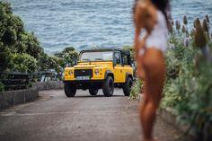Land Rover Defender 90 — Cool & Vintage