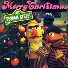 Merry Christmas from Sesame Street 1975