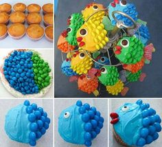 How to DIY Cute Little Fishy M