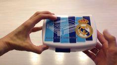 Real Madrid madkasse - ny model på lager