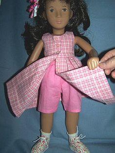 Little Princess Frocks - Clothes Sasha