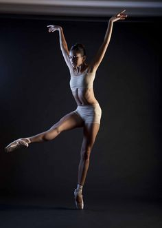 Michaela DePrince - In July 2012 was invited to South Africa to dance with the South African Manszi Ballet Company.
