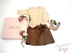PALE CLOUD outfit for kids