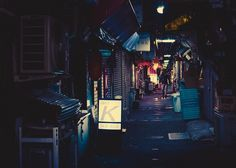 Streets of Japan: Photos by Masashi Wakui | Inspiration Grid | Design Inspiration