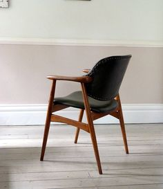 vintage mid century desk chair office chair by ormstonsaintuk chair mid century office