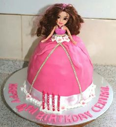 Princess Cake with bling!