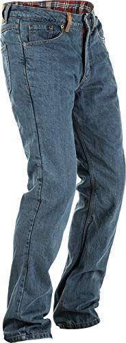 48ac071d Highway 21 Defender Mens Motorcycle Jeans W/CE Knee Armor/Kevlar Reinforced  Panels Indigo Blue Size 32 Tall >>> For more information, visit image link.