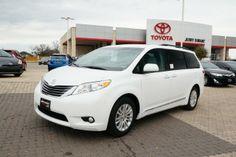 2014 Toyota Sienna XLE Passenger Van #Toyota #Sienna #Van #ForSale #New | #Granbury #Weatherford #FortWorth #Cleburne #Abilene #JerryDurant