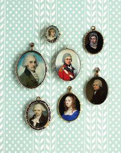 Portrait miniatures | Homes and Antiques