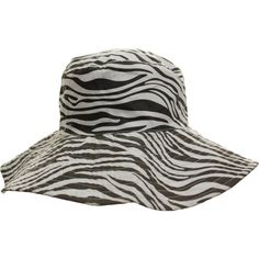 LL Women's Zebra Print Foldable Packable Cloth Sun Hat- Black Unknown http://www.amazon.com/dp/B007X6JA1E/ref=cm_sw_r_pi_dp_1aGRwb1NSG7S9