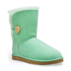 mint green shoes | Ugg Bailey Button Pastel Colors:Mint Green & Orchid « Tip Top Shoes ...