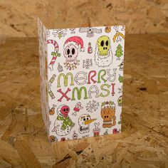 Awesome Christmas cards we printed for http://timeasley.com - like them? Pin them!