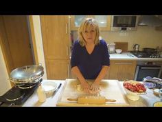 (190) Ovocné knedličky na pare │Zuzana Machová - YouTube Butcher Block Cutting Board, Ethnic Recipes, Kitchen, Youtube, Food, Cooking, Kitchens, Essen, Meals