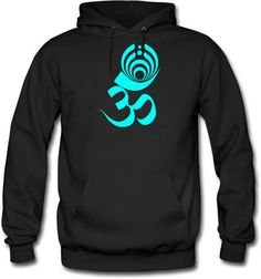 ohm yoga bassnectar cool logo hoodie   Size S  M L XL by qieyoung, $30.00