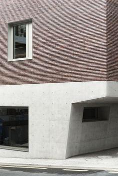 Stocker Lee Architetti, Simone Bossi · NONHYUN 101-1