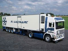 Volvo F12 Refrigerated Trnsport