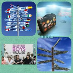 """""""What you need for a Backstreet-Travel"""""""