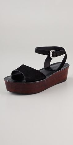My summer obsession - flatforms