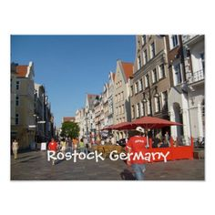 Rostock Germany Posters