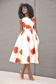 50 Stylish Wedding Guest Dresses That Are Sure To Impress - Summer Dresses Jw Moda, Pretty Dresses, Beautiful Dresses, Dress Me Up, African Fashion, Dress To Impress, Dress Skirt, Prom Dress, Midi Skirt