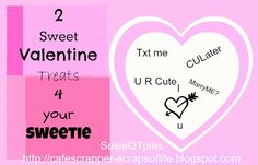 Sweet Valentine Treats
