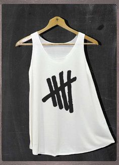 83ec29e7ade5 Five Second of Summer Pop Rock Shirt Tank Top by FourthSeason