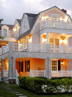 Dreamy beach house