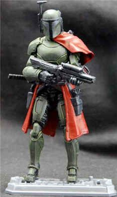 Mandalorian Commando Star Wars Custom Figures