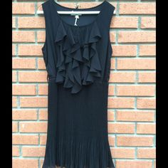 Ya Los Angeles Size Medium Black Dress..New
