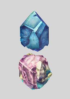 Mineral Admiration - Ei Ka