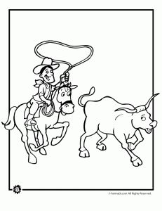 Cowboy Coloring Pages Animal Jr Coloring Pages Cool Coloring Pages Valentine Coloring Pages