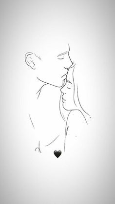 Already needed - Zeichnungen und co - Art Sketches Beautiful Pencil Drawings, Art Drawings Sketches Simple, Pencil Art Drawings, Tattoo Sketches, Pencil Art Love, Beautiful Sketches, Easy Drawings Of Love, Simple Tumblr Drawings, Drawings About Love