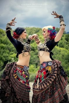 Beautifull ATS ladies! Olga Meos & Renata Akmaeva
