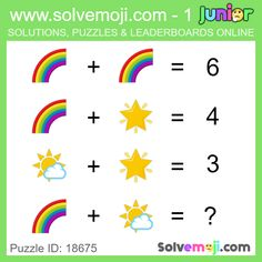 Solvemoji - Free teaching resources - Emoji math puzzle, great as a primary math starter, or to give your brain an emoji game workout. Math Quizzes, Math Games, Kindergarten Math Activities, Activities For Kids, Maths Starters, Hidden Picture Puzzles, Primary Maths, Hidden Pictures, Free Teaching Resources