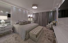 Fechando a noite com este quarto lindo by Adriana Piva! Boa noite amores até amanhã  @_decor4home
