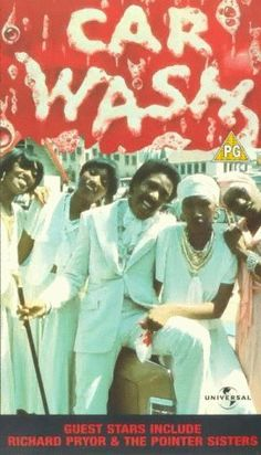 'Car Wash' (1976) - Great 70s comedy, great music!