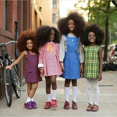 Do's & Don'ts of Caring For Your Baby's African-Textured Tresses - Black Hair OM. Do's & Don'ts of Black Kids Hairstyles, Kids Braided Hairstyles, Little Girl Hairstyles, Afro Hair Care, Black Kids Fashion, Beautiful Black Girl, Beautiful Babies, Beautiful Women, Braids For Kids