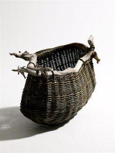 Joe Hogan Basket Maker - Traditional Irish Willow Baskets