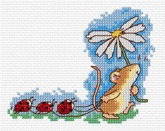 B Mice - Ladybird Walk - Simulation