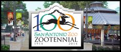 San Antonio Zoo. Open at 7:30 AM from Memorial Day to Labor Day.