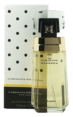 This fragrance is the essence of Carolina Herrera's style, embodiment of elegance and femininity, recommended for everyday use. The top notes are elegant jasmine and refined tuberose. The base consists of warm wood and amber. The fragrance was released in 1998