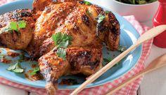 Moroccan chicken on the #braai #UltimateBraaiMaster #Picknpay