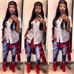 SWAG CHICK