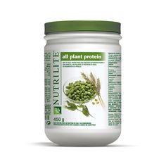 All Plant Protein NUTRILITE™ | Amway Disponibile su http://www.amway.at/user/maurermarco#110415,