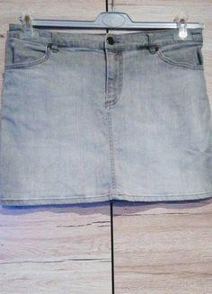 Kup mój przedmiot na #vintedpl http://www.vinted.pl/damska-odziez/spodnice/16208697-jeansowa-spodniczka-hm-r-3840
