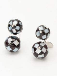 Smork ツインボールピアス / Twin-Balled Earrings on ShopStyle