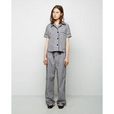 Araks Ally Pajama Pant (205 CAD) found on Polyvore