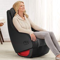 Brookstone ReAct Shiatsu Massage Chair
