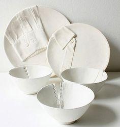 Посуда - одежда (подборка)