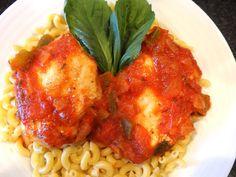 Very easy and delicious Mediterranean Chicken!